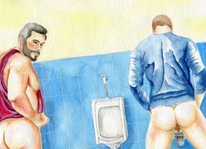 toilette publique gay sur Nantes et alentours